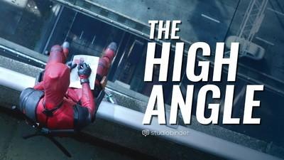 high angle