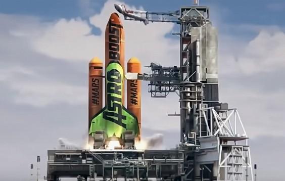 ракета adobe