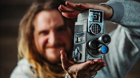 кинокамер 8 мм