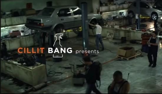обложка рекламы Cillit Bang