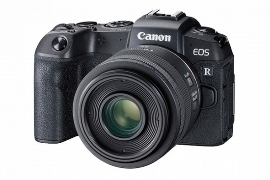 Canon EOS RP общий вид
