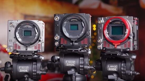 китайская кинокамера Kinefinity сравнение