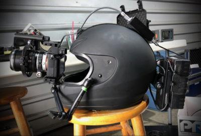 Шлем POV для съёмки от первого лица