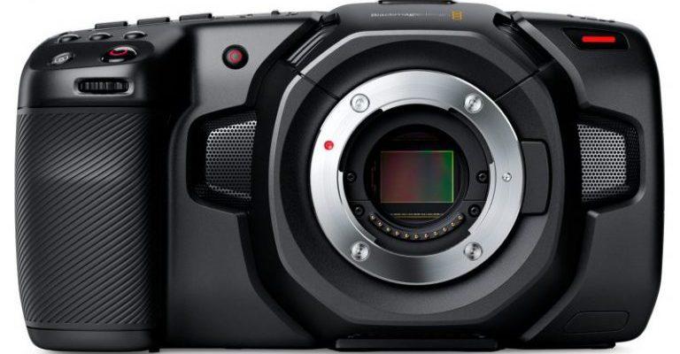 кинокамера BMPCC4k