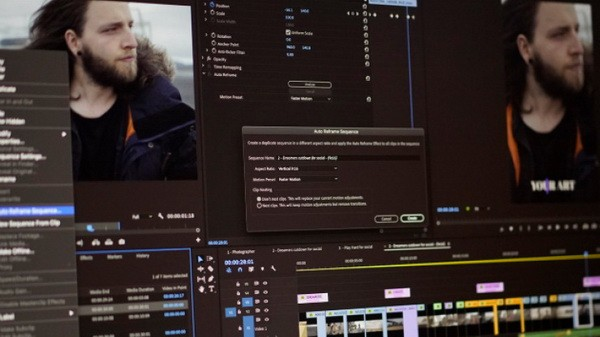 новый функционал программы Adobe Premiere Pro