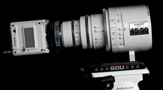 кинокамера komodo 6k белая