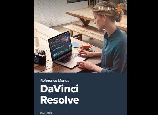 инструкция davinci resolve 16