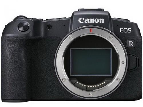 беззеркальная камера Canon EOS RP