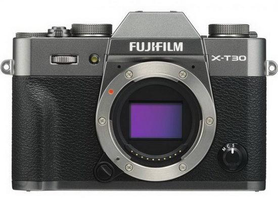 камера Fujifilm X T30