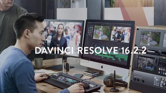 DaVinci Resolve 16.2.2