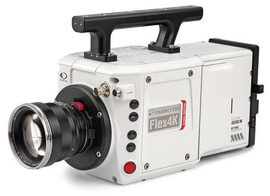 кинокамера Flex4K
