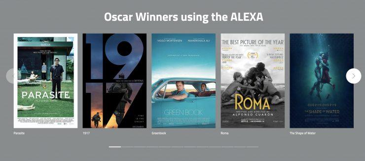 Фильмы снятые на кинокамеру ARRI Alexa