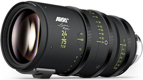 ARRI Signature Zooms 24-75