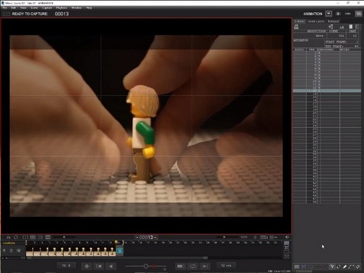 Lego-character-animation