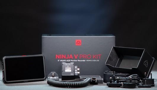 atomos ninja v pro набор всё вместе